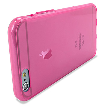 FlexiShield iPhone 6S Plus Gel Case - Pink