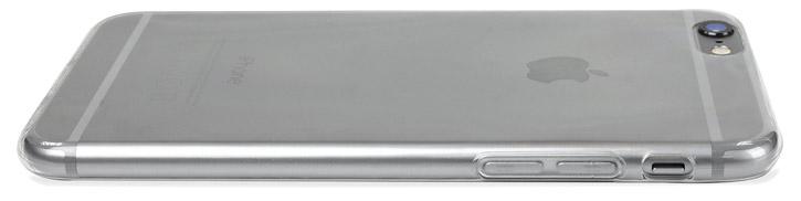 Ultra-Thin FlexiShield iPhone 6S Plus Gel Case - 100% Clear