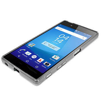 FlexiShield Sony Xperia Z5 Premium Case - Frost White