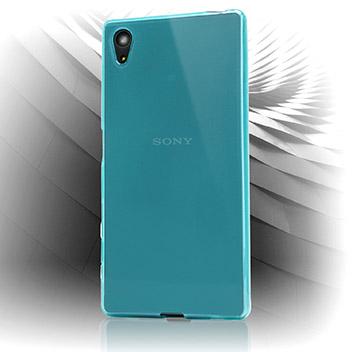 FlexiShield Sony Xperia Z5 Premium Case - Blue
