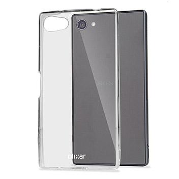 FlexiShield Ultra-Thin Sony Xperia Z5 Compact Gel Case - 100% Clear