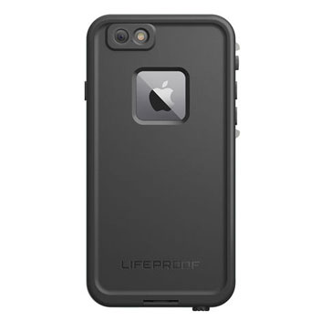 LifeProof Fre iPhone 6S Waterproof Case - Black