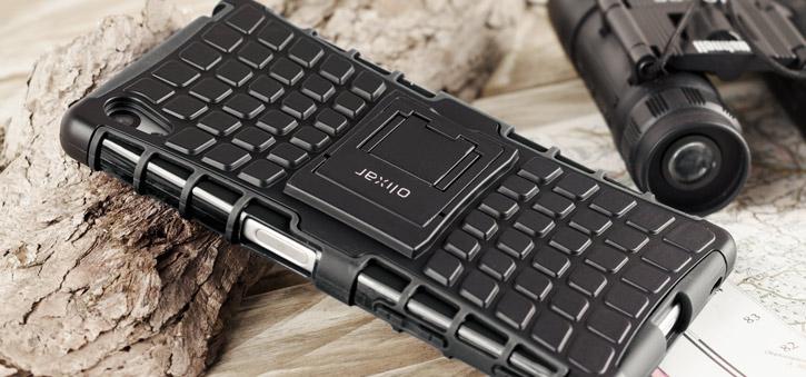 ArmourDillo Sony Xperia Z5 Premium Protective Case - Black