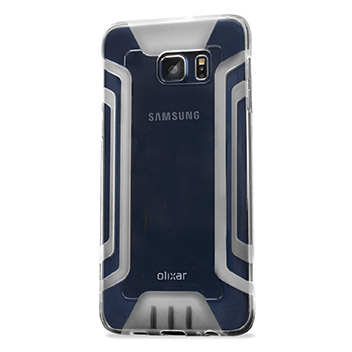 FlexiGrip Samsung Galaxy S6 Edge Plus Case - 100% Clear