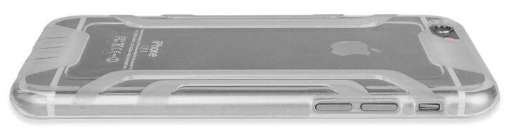 FlexiGrip iPhone 6S Plus / 6 Plus Gel Case - 100% Clear