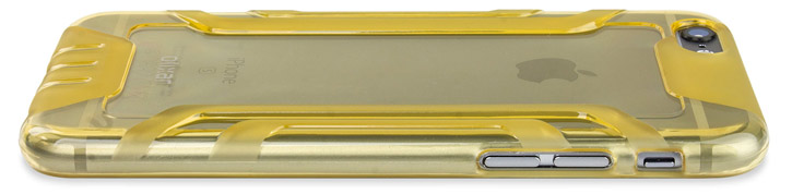 FlexiShield Anti-Slip iPhone 6S / 6 Gel Case - Gold