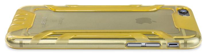 FlexiGrip iPhone 6S Plus / 6 Plus Gel Case - Gold