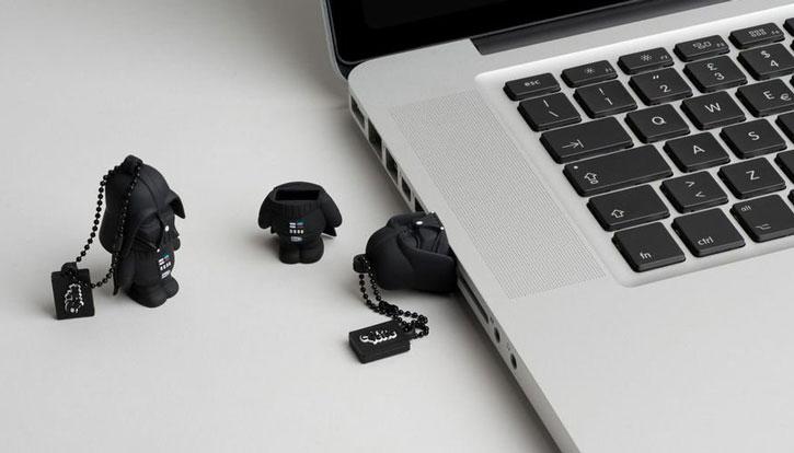 Porte clé / Clé USB Star Wars Dark Vador – 8 Go