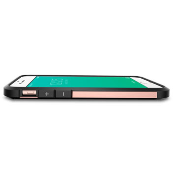 Spigen Tough Armor iPhone 6s Case - Rose Gold