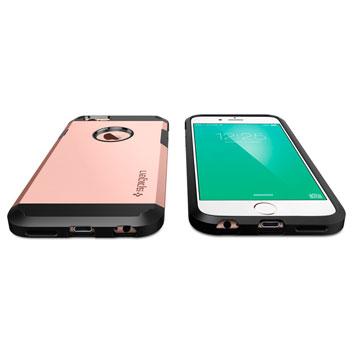 Spigen Tough Armor iPhone 6s Case - Or Rose
