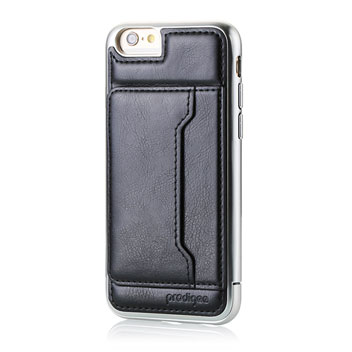 Prodigee iPhone 6S Eco-Leather Wallet Case - Black