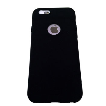EyePatch iPhone 6S / 6 Camera Lens Privacy Case - Black