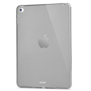 FlexiShield iPad Mini 4 Gel Case - Frost White