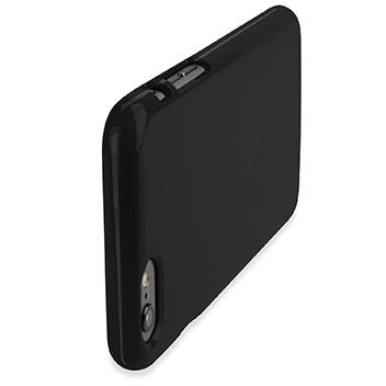 Mercury Goospery Jelly iPhone 6S / 6 Gel Case - Black