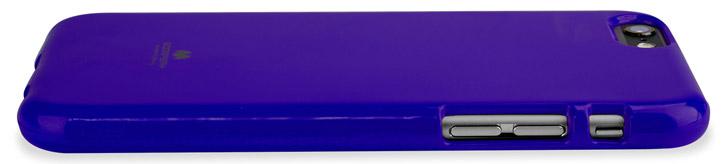 Mercury Goospery Jelly iPhone 6S / 6 Gel Case - Purple