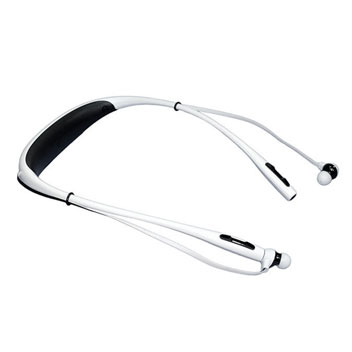 Motorola Universal Buds Wireless Bluetooth Stereo Headset - White