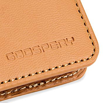 Mercury Sonata Diary iPhone 6S / 6 Premium Wallet Case - Camel