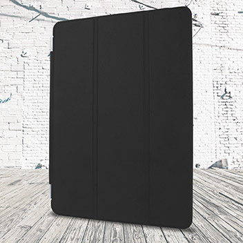 Olixar Apple iPad Mini 4 Smart Cover with Hard Case - Black