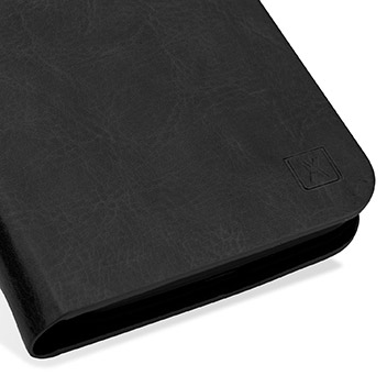 Olixar Leather-Style Microsoft Lumia 950 XL Wallet Case - Black