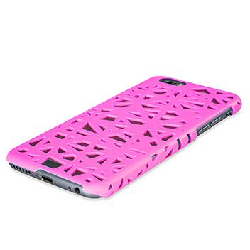 Olixar Maze Hollow iPhone 6S / 6 Case - Pink Sorbet
