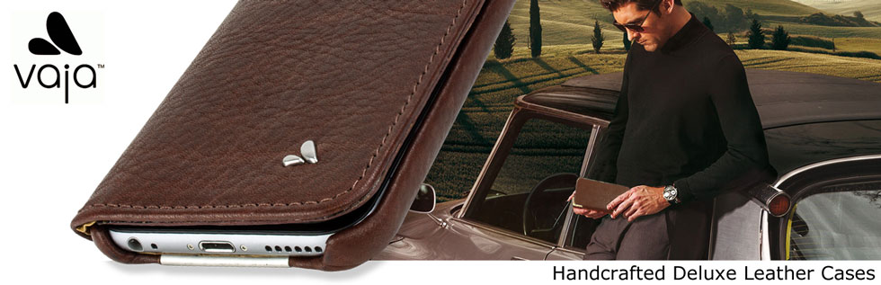 Premium quality deluxe handcrafted leather cases for the more discerning and demanding customer