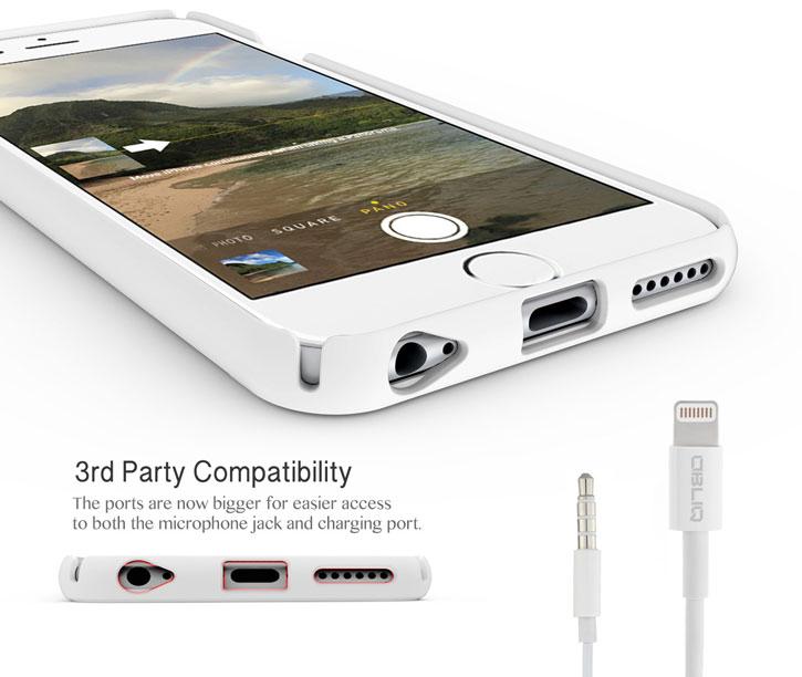 Obliq Slim Meta II Series iPhone 6S Case - Rose Gold