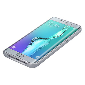 Official Samsung Galaxy S6 Edge Plus Wireless Charger Pack - Silver