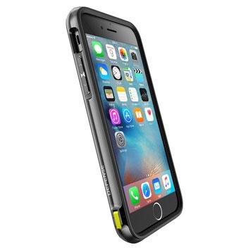 X-Doria Defense Lux iPhone 6S Plus / 6 Plus Tough Case - Black Carbon