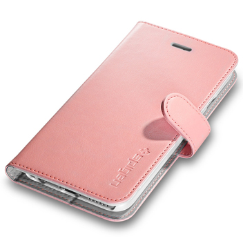 Spigen iPhone 6S Plus Wallet S Case - Rose Gold