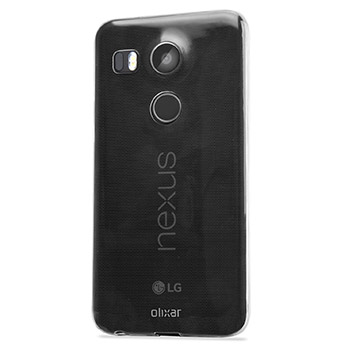 FlexiShield Ultra-Thin Nexus 5X - 100% Clear