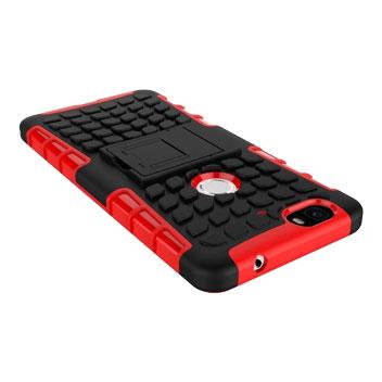 Olixar ArmourDillo Hybrid Nexus 6P Case - Red