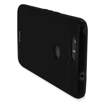 FlexiShield Nexus 6P Gel Case - Solid Black