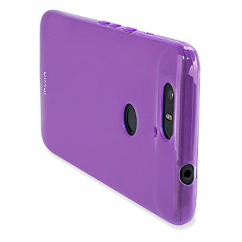 FlexiShield Nexus 6P Gel Case - Purple