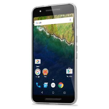 FlexiShield Nexus 6P Gel Case - Frost White