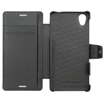 Noreve Tradition B Sony Xperia Z3+ Leather Case - Black