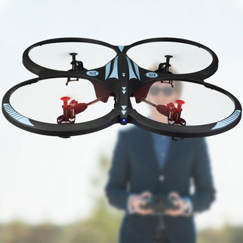 Arcade Arcade Orbit Cam XL Camera Drone