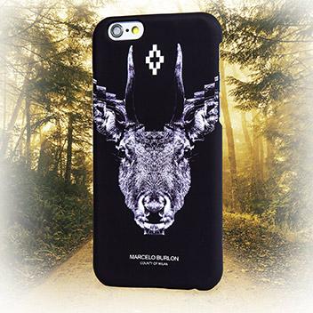 Marcelo Burlon iPhone 6S / 6 Designer Hard Shell Case - Yuen