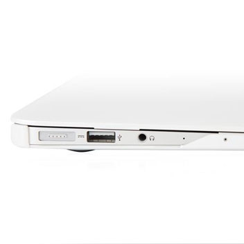 Moshi iGlaze MacBook Air 13 Inch Hard Case - Clear