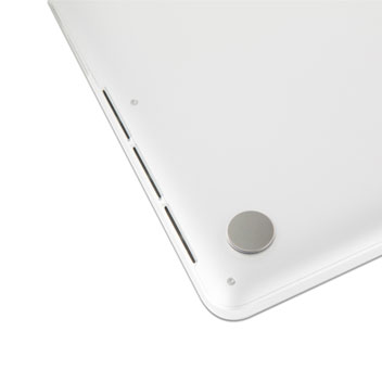 Moshi iGlaze MacBook Pro 13 inch Retina Hard Case - Clear