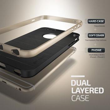 Verus High Pro Shield Series iPhone 6S Plus / 6 Plus Case - Gold