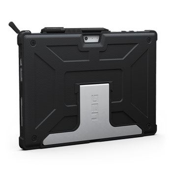 Urban Armor Gear Scout Microsoft Surface Pro 4 Folio Case - Black