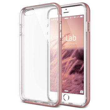 Verus Crystal Bumper iPhone 6S / 6 Case - Rose Gold