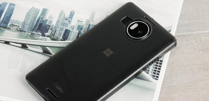 Krusell Boden Microsoft Lumia 950 XL Case - Black