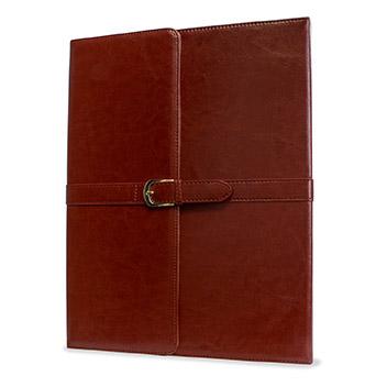 Olixar iPad Pro Vintage Stand Smart Case - Cognac
