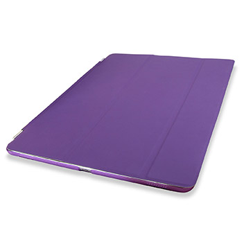 Olixar iPad Pro Smart Cover with Hard Case - Purple