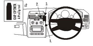 vw hands free kit instructions