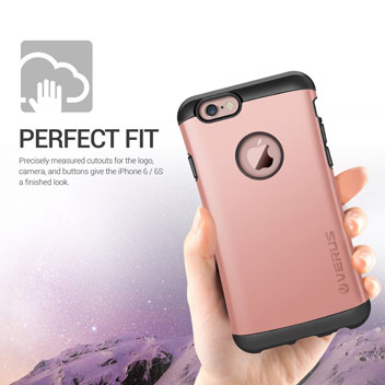Verus Thor Series iPhone 6 Tough Case - Rose Gold