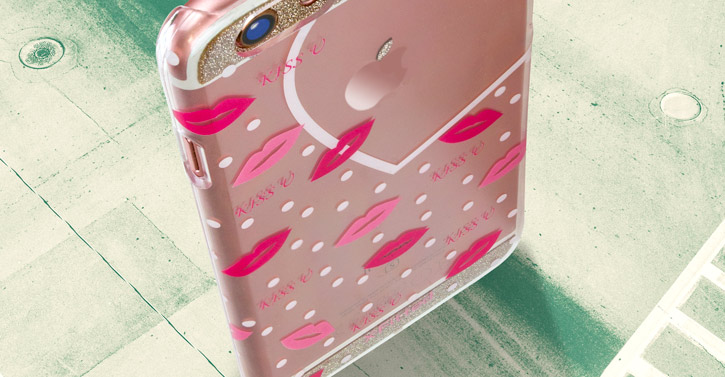 Angel's Kiss Case For Apple Iphone 6S/6 - Transparent