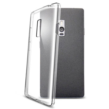 Spigen Liquid Crystal OnePlus 2 Shell Case - Clear