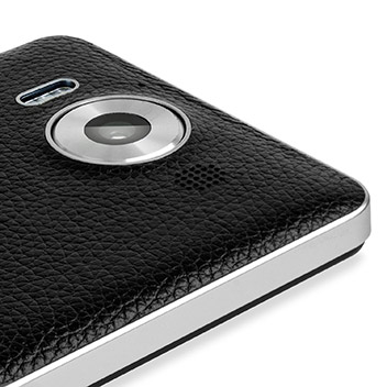 Mozo Microsoft Lumia 950 Wireless Charging Back Cover - Black